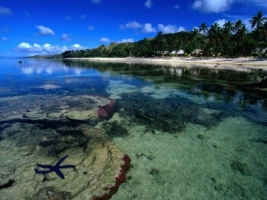 Coral Coast of Viti Levu Wallpaper Fiji Islands World