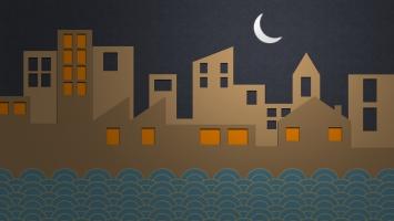 Creative City Moon