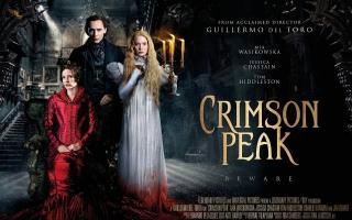 Crimson Peak 2015 Movie