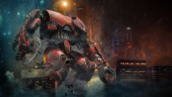 Crimson Typhoon in Pacific Rim