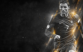 Cristiano Ronaldo Football Player