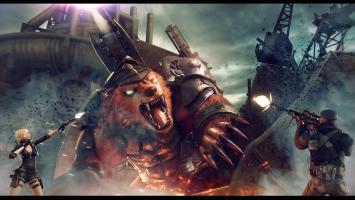 CrossFire China  God's Arena Boss Big Bear