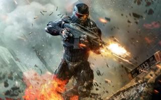 Crysis 2 (2010) Game