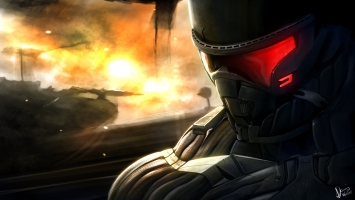 Crysis 2 Fan Art