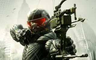 Crysis 3 Hunter