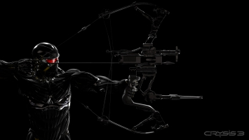 Crysis 3 Prophet and Predator Bow