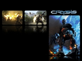 Crysis Wallpaper Crysis Games