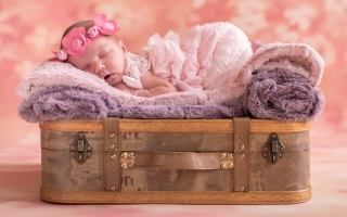 Cute Baby Sleep