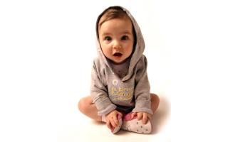 Cute Little Baby Boy