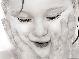Cute Little Child Baby