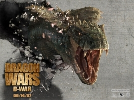 D War Wallpaper Dragon Wars Movies