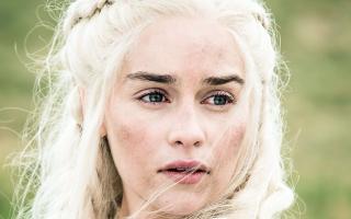 Daenerys Stormborn Emilia Clarke