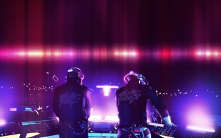 Daft Punk Duo