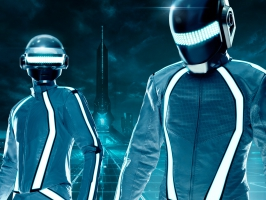 Daft Punk Duo Tron Legacy