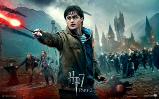 Daniel Radcliffe  in Deathly Hallows Part 2
