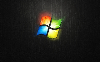 Dark Windows Logo