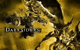Darksiders 2010 Game