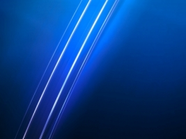 Dashing Blue Wallpaper Abstract Other