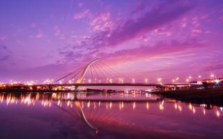 Dazhi Bridge Taipei