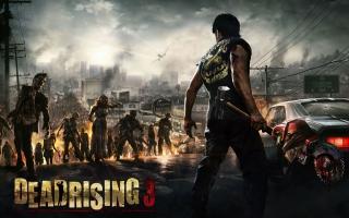 Dead Rising 3 Game