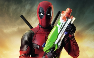Deadpool Super Squirter