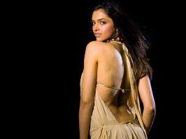 Deepika Padukone Back