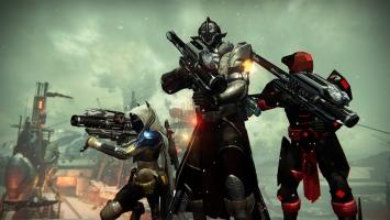 Destiny Rise of Iron 4K