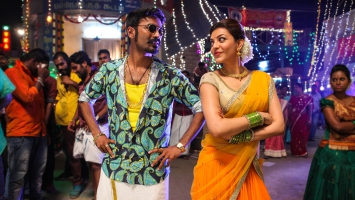 Dhanush Kajal Maari Tamil Movie