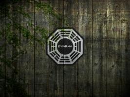 Dharma Wallpaper Lost Movies