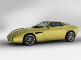 Diatto by Zagato Concept Car Wallpaper Concept Cars