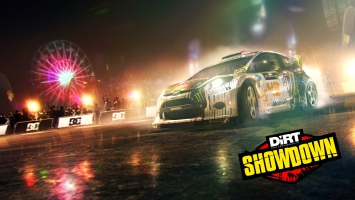 Dirt Showdown Gymkhana