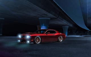 Dodge Challenger Avant Garde Wheels