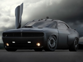 Dodge Challenger Vapor Wallpaper Dodge Cars