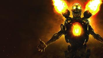 Doom 2016 Revenant