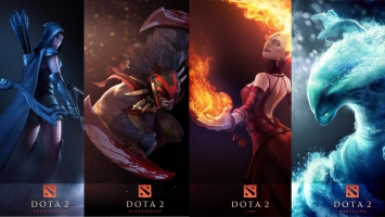 Dota 2 Fantasy 2011 Video Game