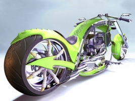 Dragon Chopper Wallpaper Choppers Motorcycles