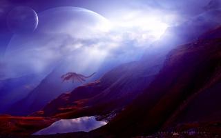 Dragon Mountains