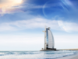 Dubai Dreamy World