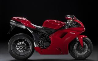 Ducati 1198 Super Bike