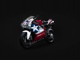 Ducati 848 Bike