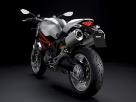 Ducati Monster 1100 Rear