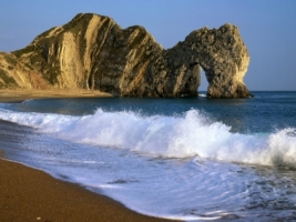 Durdle Door Wallpaper England World