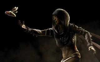 DVorah Mortal Kombat X