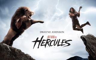 Dwayne Johnson's Hercules