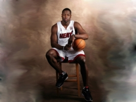 Dwyane Wade Wallpaper NBA Sports