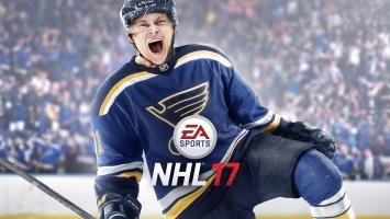 EA Sports NHL 17 Game 4K