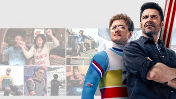 Eddie The Eagle Hugh Jackman