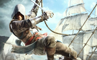 Edward Kenway in Assassin's Creed 4