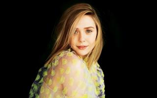 Elizabeth Olsen Stella Magazine