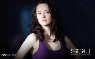 Elyse Levesque in Stargate Universe